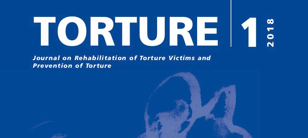 Context and culture is key to treatment  - new issue of Torture Journal