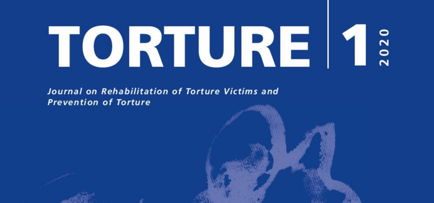 New Issue of the Torture Journal: themes include Complex Care Approach and Conversion Therapy