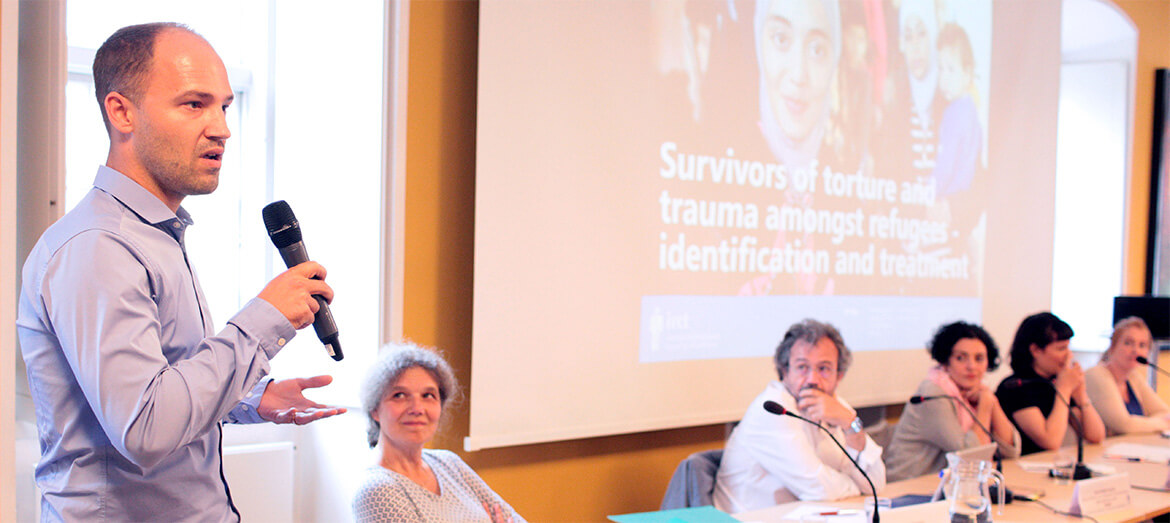 Rehabilitation of torture victims in the context of migration: news from an expert seminar