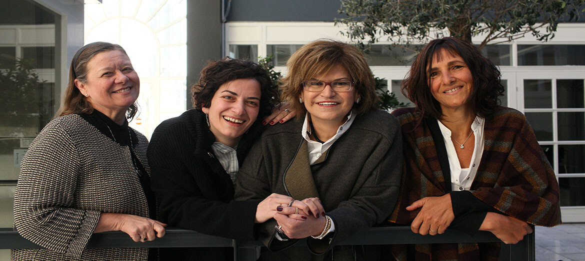 Four women in the fight against torture