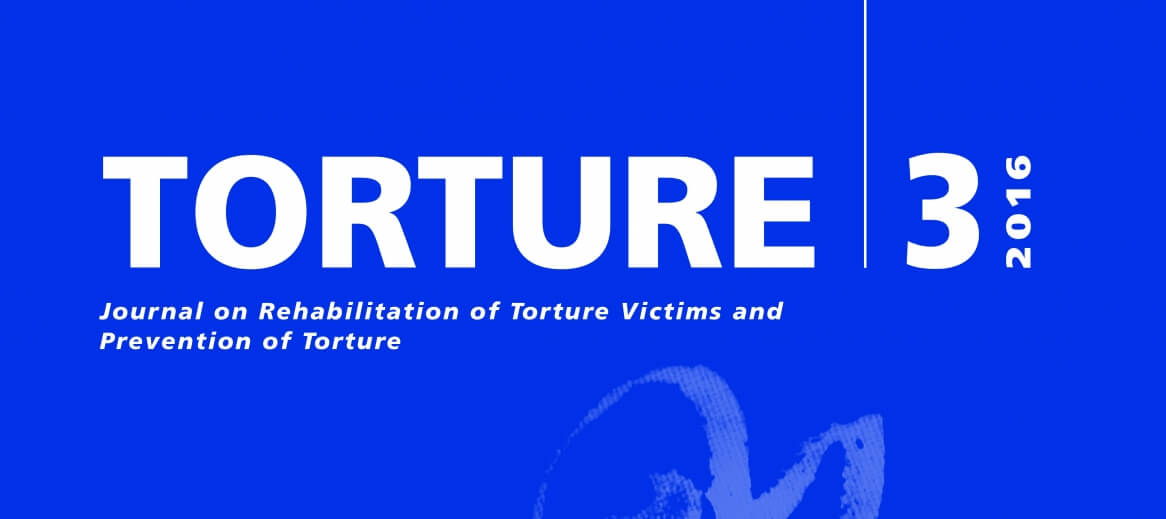 ?How to measure empathy? among key studies in latest Torture Journal issue